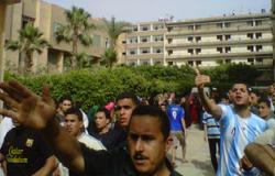 فتح الطريق أمام محافظة الشرقية عقب فض تظاهرة طلاب المدن الجامعية