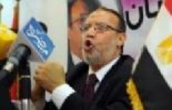 """العريان أول """"قيادي إخواني"""" يخطئ في اسم مرسي ويستبدل به """"محمد حسني"""""""