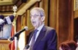 """عمرو موسى: إصرار """"الشورى"""" على مناقشة """"السلطة القضائية"""" دليل على الالتباس"""