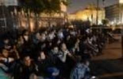 """""""6 أبريل"""" تحمل """"الداخلية"""" مسؤولية تأمين اعتصامها في محيط ديوان الوزارة"""