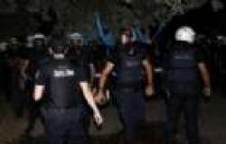 """الشرطة التركية تنسحب من ساحة """"تقسيم"""" التي تشهد مظاهرات الاحتجاج في أسطنبول"""
