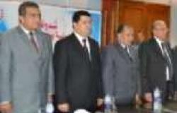 """انسحاب محافظ الغربية من ندوة """"الشرطة"""" اعتراضا على انتقاد أحد الحضور لـ""""الإخوان"""""""