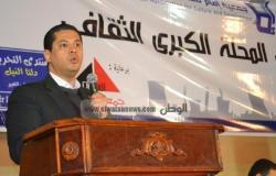 """عبد الرحمن يوسف: الحمد لله الكهرباء قطعت وماسمعتش كلمة """"مرسي"""""""