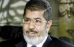 مرسي يستقبل وفدا من علماء المسلمين ويؤكد موقف مصر لحل الأزمة السورية