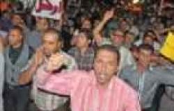 """مسيرة للقوى السياسية ببنها تدعو المواطنين للمشاركة في """"30 يونيو"""""""
