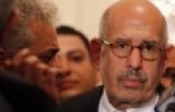البرادعي: لن أترشح للرئاسة وآمل أن يرحل مرسي قريبا