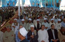 محافظ سوهاج ومدير الأمن يشهدان صلح أبناء عمومة بأولاد شلول