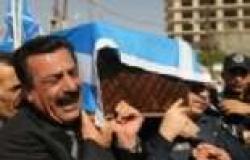 """تركمان العراق يودعون جثمان """"مختار أوغلو"""" بالتكبير"""