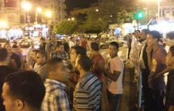 """مسيرتين لتأكيد """"الشرعية للشعب"""" بقنا فى ميادين دشنا"""
