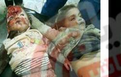 """""""إخوان الدقهلية"""" يرفعون صور طفلين بسوريا على أنهم ضحايا أحداث الحرس"""