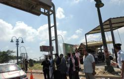 مدير أمن الإسكندرية يتفقد تأمين الأفواج والمزارات السياحية