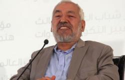 الغنوشى: حركة النهضة تتوسط فى الأزمة المصرية
