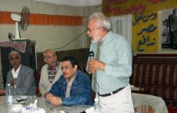 """""""العربى الناصرى"""" بالشرقية: سنشارك بقوة """"الجمعة"""" لدعم الجيش"""