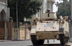 انتظام العمل بالمستشفى الجامعى بالإسكندرية بعد تأمين الجيش والشرطة لها