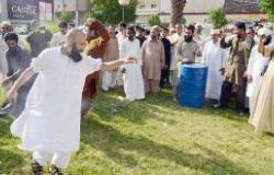 رقصة «أتن» تجمع «أفغان البشتون» في محبس الجن