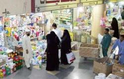 البسطات تهدد مراكز التسوق في الليلة الأخيرة
