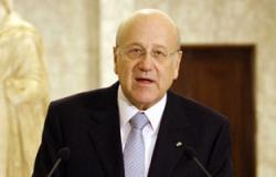 رئيس الحكومة اللبنانية: استنفار أمنى لإطلاق سراح الطيار التركى ومساعده