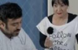 """الحلقة (30) والأخيرة من """"لن أطلب الطلاق"""": """"نوال"""" تكتشف علاقة زوجها بزوجه أخيها"""