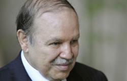 الرئيس الجزائرى يظهر مجدداً على التليفزيون