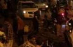 """ارتفاع شهداء الشرطة بالمنيا إلى 5.. وأنصار مرسي يحرق ملجأ أيتام """"جنود المسيح"""""""