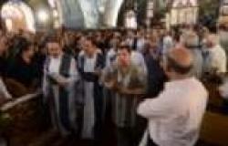 أسقف عام المنيا: سنصلي لأجل الذين أساءوا لنا.. وسنضبط أنفسنا عند الغضب