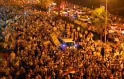 اشتباكات عنيفة بين الأهالى والإخوان بمنطقة المكس غرب الإسكندرية