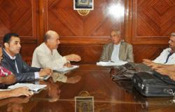 محافظ كفر الشيخ يطالب رئيس الوزراء بإسناد ترميم مسجد الدسوقى بالأمر المباشر