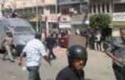 إصابة ضابط ومخبر أثناء الاشتباك مع عناصر إجرامية في نجع حمادي