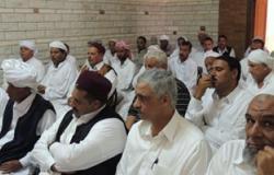 مدير إدارة البحث الجنائى يجتمع مع شيوخ القبائل بالإسكندرية لبحث تعزيز الأمن
