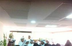 رؤساء أقسام عاودوا اعتصامهم أمام مكتب الحجرف للمطالبة بإلغاء إلزامهم بتدريس فصل في المرحلة الابتدائية