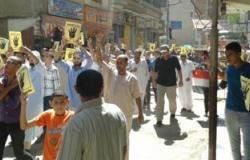 انتهاء مسيرات الإخوان بعد وقوع اشتباكات وإصابات بالإسماعيلية