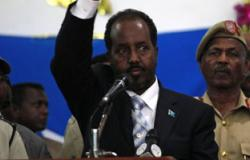 الرئيس الصومالى: نقف جنبا إلى جنب مع كينيا