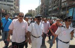 ضبط 518 مخالفة مرورية و350 حالة إشعال طريق بحملة أمنية بالإسماعيلية