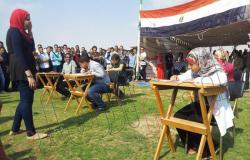 اتحاد طب القناة ينظم حفل ختام الأنشطة واستقبال الدفعة الجديدة