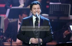 """هاني شاكر يشارك في احتفالية """"أكتوبر"""" بأغنية """"بلدي افرحي بشهيدك"""""""
