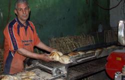 رئيس حى الوراق يتبنى حل مشكلة سوء الخبز المدعم