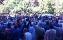 """""""الإخوان"""" ينهون مظاهراتهم بالإسماعيلية مع بدء ساعات حظر التجوال"""