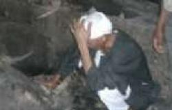 نيابة بلبيس تعاين مصنعا اخترقته قذيفة من مزرعة أحد الجهاديين