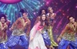 """بالصور  لوحة استعراضية هندية ساحرة تُعلن إطلاق """"MBC بوليوود"""""""