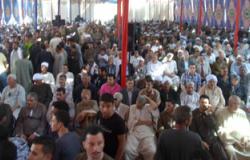 محافظ سوهاج يشهد جلسة صلح بين عائلتى الجبارنة والعويسات بجرجا