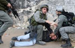 إصابة مواطن فلسطينى برصاص قوات الاحتلال شرق خان يونس