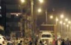 """الإخوان يتجمهرون لمنع """"برهامي"""" و""""بكار"""" من حضور مؤتمر بالزقازيق"""