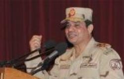 """""""السيسي"""" يضرب عن الطعام لحين إعلان وزير الدفاع ترشحه للانتخابات الرئاسية"""