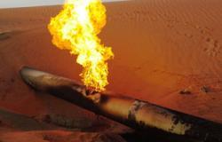 معلومات الوزراء: تراجع صادرات مصر من الغاز الطبيعى