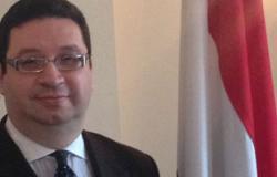 قنصل مصر فى لندن: نعمل على إنشاء قاعدة بيانات للأطباء فى الخارج