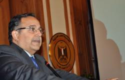 وزير الخارجية يكرم فى واشنطن الصحفية هدى توفيق