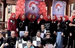 """الاتحاد المصرى لطلاب الصيدلة ينظم حملة توعية ضد فيروس """"سى"""""""