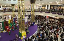 فيزا: 10.18 مليون دولار إنفاق المصريين بمهرجان دبى للسياحة والتسوق 2015