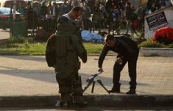 انفجار قنبلتين أمام قسم ثان المنصورة ومبنى الأمن الوطنى دون إصابات