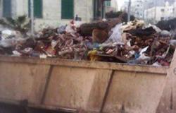 """بالصور.. حى الجمرك بالإسكندرية يطبق منظومة """"نظف حيك"""""""